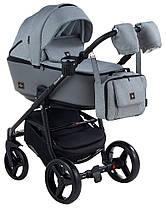 Дитяча універсальна коляска 2 в 1 Adamex Barcelona BR-260 CZ