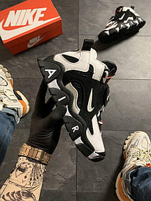 Nike Air Max Barrage Black White