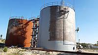 Пескоструй резервуаров, пескоструйная обработка по УКРАИНЕ НА ВЫЕЗД