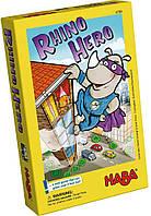 Настольная игра Супер носорог Haba, фото 1