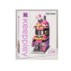 """Конструктор Keeppley """"Торговый центр"""", 348 деталей, C0103"""