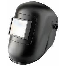 """Щиток защитный лицевой для сварщиков, """"ИСТОК ЕВРО"""", стекло 110 * 90 мм, // СИБРТЕХ 89118"""