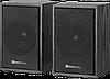 Комп.акустика DEFENDER (65225)2.0 SPK 250 220V 8W черный