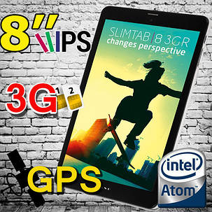 "Планшет-телефон Kiano slimtab  8 (3G)-8"" дюймов IPS с 3G + ПОДАРОК!!!, фото 2"