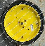Колесо-реборда AA35392 копира в сборе AA32046 колёса глубины John Deere запчасти прикатка, фото 10