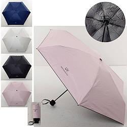 Зонтик механический, трость, 4 цвета, MK4132