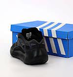 Мужские кроссовки Adidas Yeezy 700 V3 Black, мужские кроссовки адидас изи 700 (41,42 размеры в наличии), фото 4