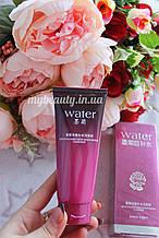 Пенка для умывания с экстрактом хризантемы отбеливающая Bioaqua Water (100г)