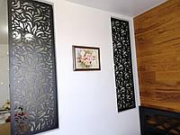 Декоративна різьблена панель МДФ