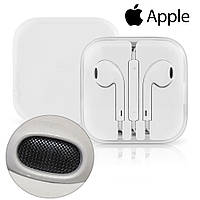 Наушники EarPods Apple with Mic (Вкладыши) 3.5 mm. для iPhone