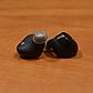 Бездротові навушники Air Pro TWS-S2 (Блютуз 5.0 навушники) (червоний кейс і чорні навушники), фото 7