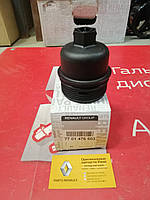 Корпус масляного фильтра Renault Trafic 2 2.0 dCi M9R (Original 7701476503)