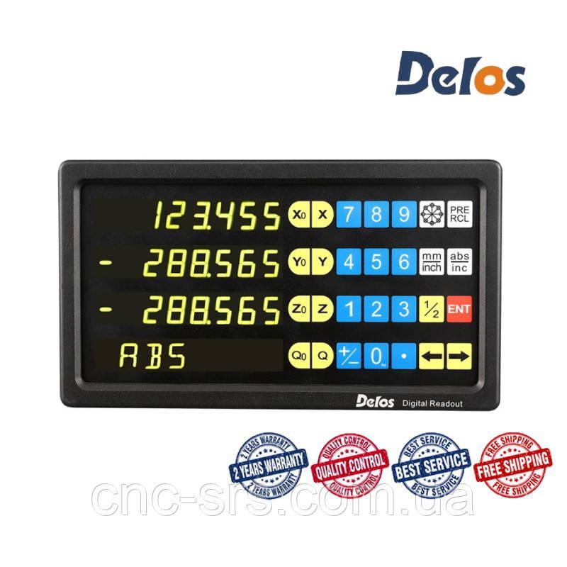 DS60-3V трехкоординатное пристрій цифрової індикації