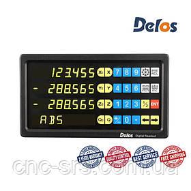 DS60-3V трехкоординатное устройство цифровой индикации