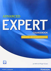 Expert Advanced 3rd Edition Coursebook with Audio CD Pack
