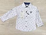 Нарядная рубашка для мальчика, фото 2