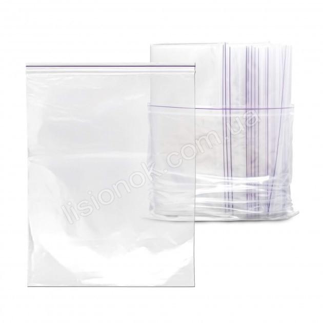 Зип-пакет 15см*20см для хранения текстильных изделий