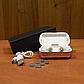 Беспроводные bluetooth наушники TWS s8 5.0 (блютуз гарнитура) (розовые), фото 6