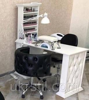 Маникюрный стол Queen 10