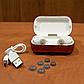 Беспроводные blutooth наушники TWS s8 5.0 (блютуз гарнитура) (красные), фото 3