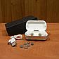 Беспроводные blutooth наушники TWS s8 5.0 (блютуз гарнитура) (белые), фото 8