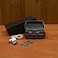 Бездротові blutooth навушники TWS s8 5.0 (блютуз гарнітура) (сірі), фото 6