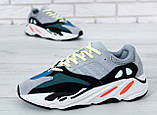 Кроссовки Adidas Yeezy Boost 700 кроссовки адидас изи буст 700 Adidas Yeezy Boost Wave Runner 700 ізі буст 700, фото 7