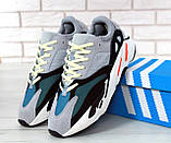 Кроссовки Adidas Yeezy Boost 700 кроссовки адидас изи буст 700 Adidas Yeezy Boost Wave Runner 700 ізі буст 700, фото 3