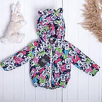 Детская мультяшная куртка Микки Маус, фото 1