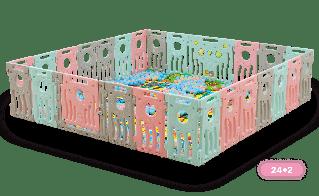 Игровая площадка XOKO Play Pen Ocean Series A24 263*263cm