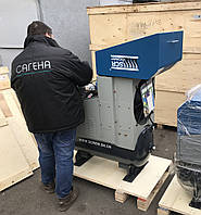Сервисное обслуживание компрессорного оборудования