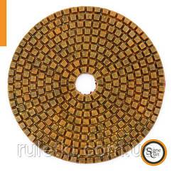 Металізований алмазний шліф коло № 400 d 125 мм ST1