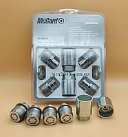 Секретки McGard 31156 SL гайки М12х1,5 c плоской шайбой и двумя ключами для Toyota Lexus Mitsubishi