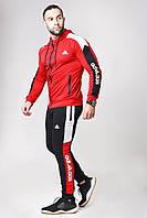 Мужской спортивный костюм  ADIDAS турецкая двух нитка высокого качества,