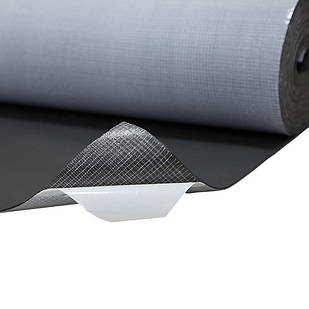 Вспененный каучук  RC с клеем 10 мм