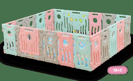 Игровая площадка XOKO Play Pen Ocean Series A18 188*225cm, фото 2