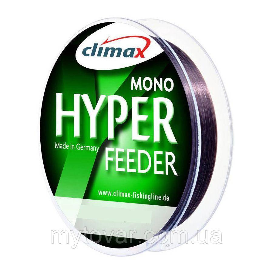 Леска Climax HYPER FEEDER Dark Brown 3.5 kg, 0.20 mm, 250m.