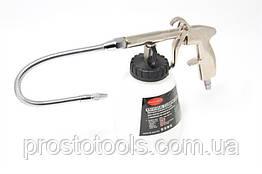 """Пистолет пневматический """"Tornado"""" для химчистки салона а/м с емкостью 1л и гибким наконечником Rock Force RF-"""