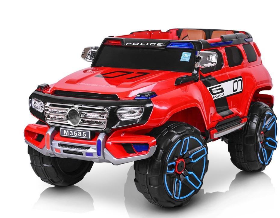 Детский электромобиль M 3585EBLR-3, красный
