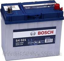 Акумулятор BOSCH ASIA S4 0092S40210 45 Ач