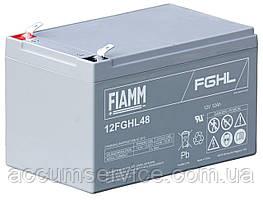 Акумулятор FIAMM 12FGHL48 - 12V 12Ah