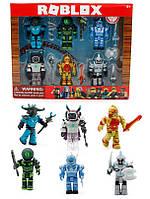 Набор Роблокс Knights Mutant Roblox Разноцветный (RO102)