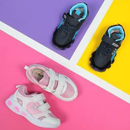Детские кроссовки и кеды, спортивная обувь для детей