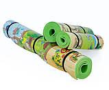Килимок дитячий Мультфільм, т. 8 мм, хім зшитий пінополіетилен, 120х300 см. Виробник Україна, TERMOIZOL®, фото 5