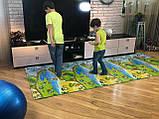 Килимок дитячий Мультфільм, т. 8 мм, хім зшитий пінополіетилен, 120х300 см. Виробник Україна, TERMOIZOL®, фото 6