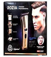 Машинка для стрижки волос Rozia HQ233 машинка аккумуляторная Rozia 233 машинка для стрижки бороды и усов
