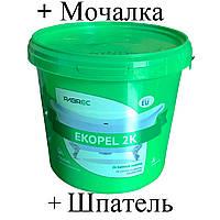 Pabrec Наливной жидкий акрил для реставрации ванн  для ванны 1.5 м (3,6 кг)