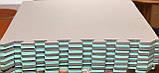 Коврик-пазл, ластівчин хвіст, 50х50 см, шахи т. 8-10 мм, EVA, щільн 100 кг/м3, набір 12 шт. TERMOIZOL®, фото 4