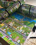 """Килимок дитячий """"паркове місто"""", т. 8 мм, хім зшитий пінополіетилен, 120х250 см. Виробник Україна, TERMOIZOL®, фото 4"""