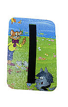 Сиденье детское Мультфильм, т. 8 мм, хим сшитый, 25х35 см. Производитель Украина, TERMOIZOL®